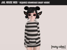 {MC} Jail House Mod for Krankhaus Hoodie Boxed