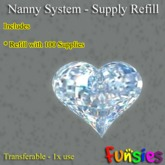 FUNSIES IntelliGrow Nanny Resupplies BOXED