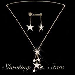 (Caroline's) Shooting Stars Gold Set