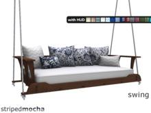 striped mocha - swing   HUD