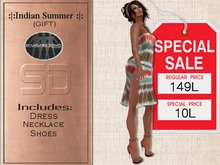 *** GIFT *** 10L!!  {SD} INDIAN SUMMER **Updated**
