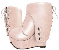 ShuShu DeJa VU boots - MESH resizable & rigged