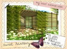 [sh] my sweet summer cabin