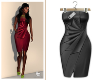 Bens Boutique - Erica Cocktail Dress Gray