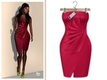 Bens Boutique - Erica Cocktail Dress Neonpink