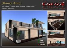 [C a r o X] House Ann