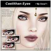 ~*By Snow*~ Castithan Eyes