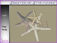 3*** starfishes