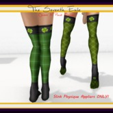 The Seventh Exile - Clovers N Plaid Slink Physique Appliers