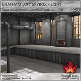Trompe Loeil - Chatham Loft Skybox Light [mesh]