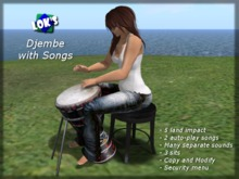 Lok's Djembe with Songs