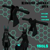 *K:K* Kemono Jacket HEX