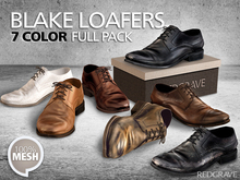 [*RG*] Blake Loafers FULL PACK  *REDGRAVE*