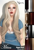 *~*Damselfly*~*Melissa Rigged-Mesh Mixed Pack