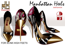 .:JUMO:. Manhattan Heels Anifashion