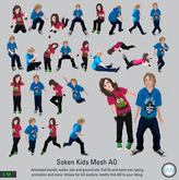 [SKM] Promo Soken Kids Mesh AO 2014 Edition