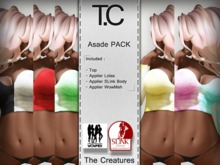 *T.C* Asade PACK (wear)