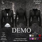 DE Designs - Kimberly Jacket - DEMO