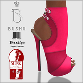 Bushu Brooklyn Neon Pink