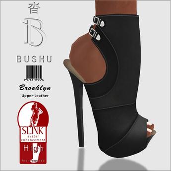 Bushu Brooklyn Black