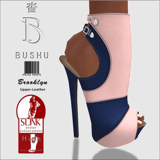 Bushu Brooklyn Powder Pink