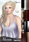 *~*Damselfly*~*Marybelle Rigged Mesh Mixed Pack