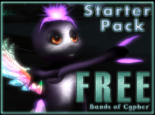Yumi Pets * FREE Starter Pack * Bands of Cypher -NO FOOD