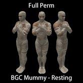 BGC Mummy - Resting