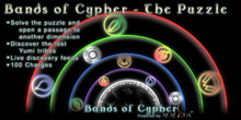 """Bands of Cypher Game I Portal Only - """"The Guardian Tribes"""" You'll be Instantly Hooked! Adorable Yumi Pets -NO FOOD"""