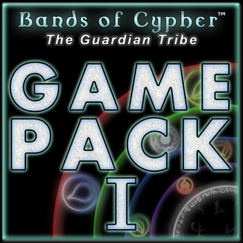 "Bands of Cypher Game I - ""The Guardian Tribes"" You'll be Instantly Hooked! Adorable Yumi Pets -NO FOOD"