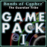 """Bands of Cypher Game I - """"The Guardian Tribes"""" You'll be Instantly Hooked! Adorable Yumi Pets -NO FOOD"""