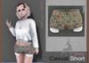 casual short for women Light Brown::Valeur Store::