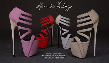 Kenvie - Victory FatPack