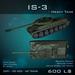 [BW] IS-3 - Heavy Tank
