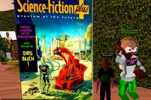 SF-Magazine (Cover) und mehr - Infobuch 5Prim