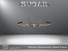 SUGAR - Belina Ferronnier Head Piece by Sugar Falta BOXED