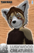 Luskwood Red Panda (Wah) Avatar - Tan Male