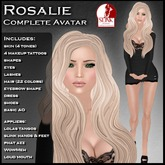 Samantha Complete Avatar Package - Skin, Shape, Hair
