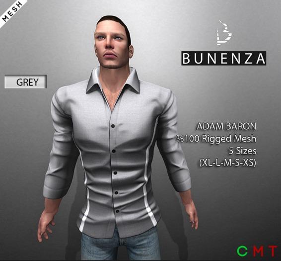 BUNENZA ADAM-BARON GREY