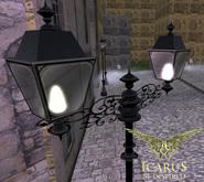 =IcaruS= Paris Street Lamp Double COPY