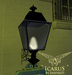 =IcaruS= Parisian Exterior Wall Lamp COPY