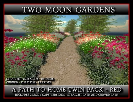A PATH TO HOME - RED* TWIN PACK