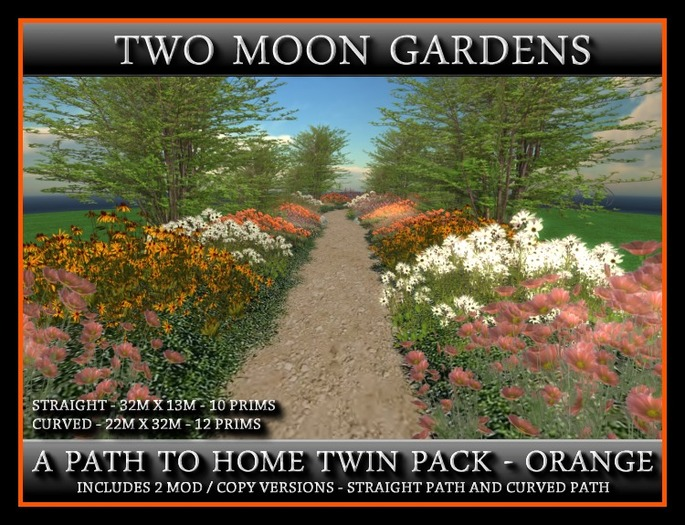 A PATH TO HOME - ORANGE* TWIN PACK