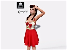 ~CandyMetal~ Peggy Summer Dress Gift