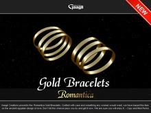 Gaagii - Romantica Gold Bracelets