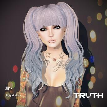 TRUTH HAIR Jinx (Mesh Hair) - DEMO