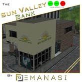 [DEM] Sun Valley Bank [Boxed]
