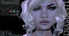 :Diamante: Sinful - Facial Piercing