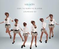 Verocity - Kiyomi Pose Set (Clearance)