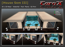 [C a r o X] House SEM 3.0